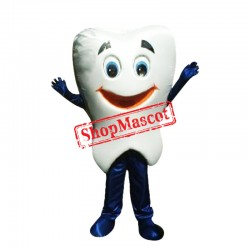 Cheap Tooth Mascot Costume