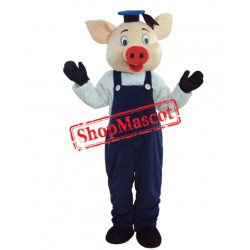 Cheap School Pig Mascot Costumes