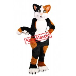 Beautiful Cat Mascot Costume