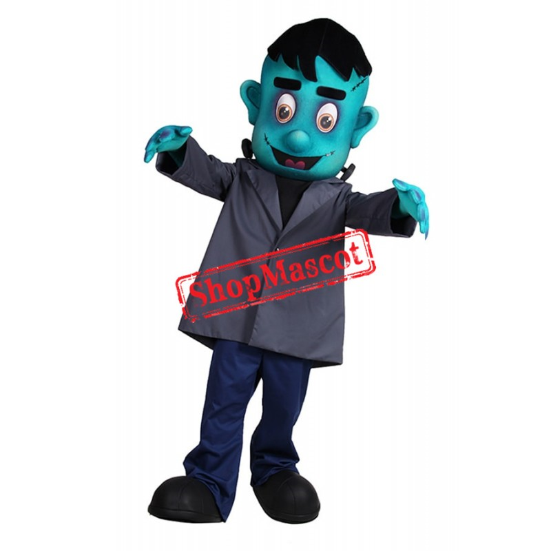 Frankie's Monster Mascot Costume