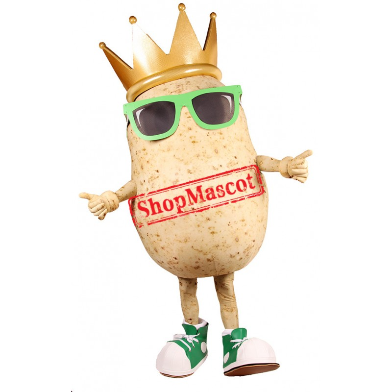The Mighty Spud Mascot Costume