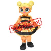 LOL Surprise Doll Mascot Costume