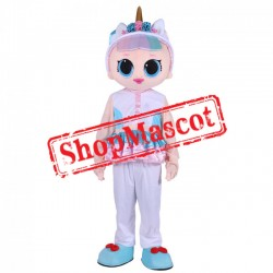 LOL Surprise Doll Unicorn Giant Mascot