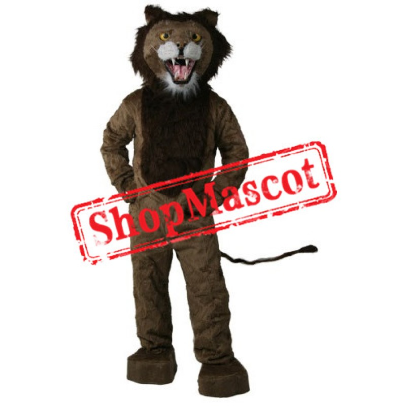 Fierce Lion Mascot Costume Free Shipping