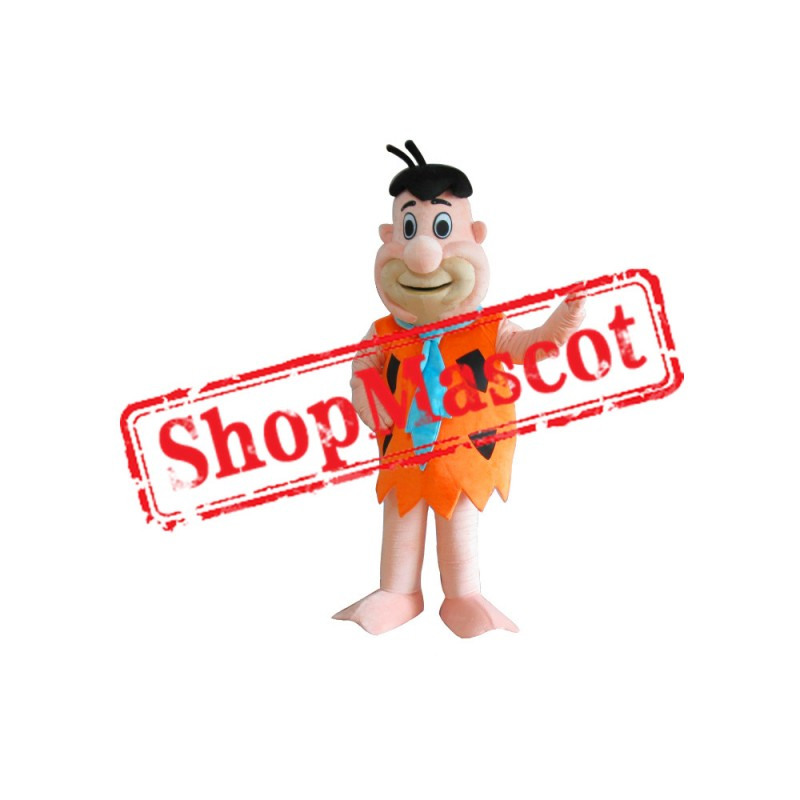 Cheap Savage Mascot Costume