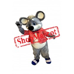 Super Cute Mouse Mascot Costume