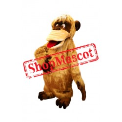 High Quality Orangutan Mascot Costume