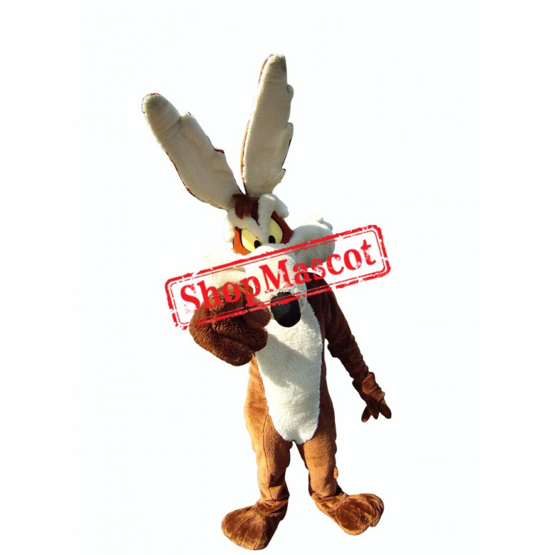 Best Quality Wile E. Coyote Mascot Costume