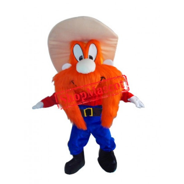 Yosemite Sam Mascot Costume