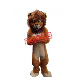Brand New Lion Mascot Costume