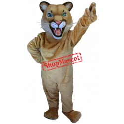 Top Quality Cougar Mascot Costume