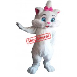 kitty Cat Mascot Costume Free Shipping