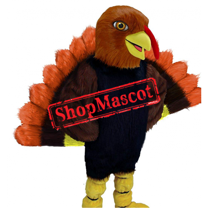 Holiday Turkey Lightweight Mascot Costume