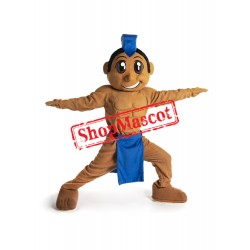 Young Indian Boy Mascot Costume