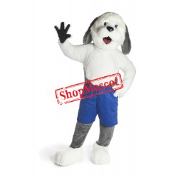 Top Quality Sheepdog Mascot Costume