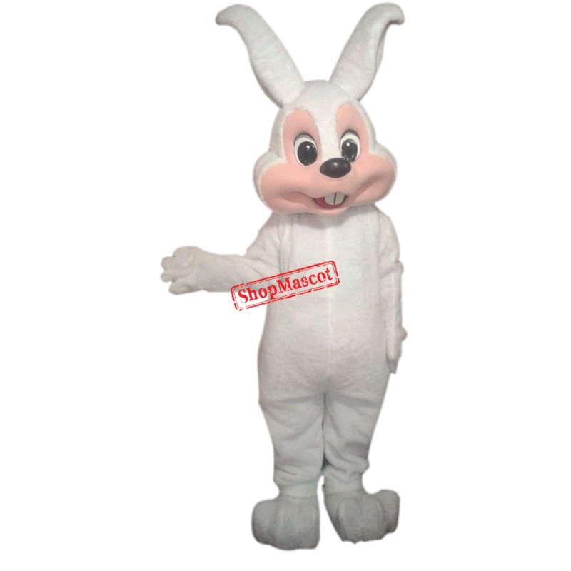 Easter Girl Bunny Mascot Costume