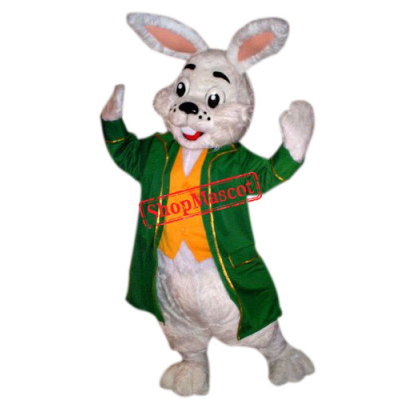 Super Cute Boy Easter Bunny Mascot Costume
