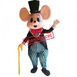 Rat Mascot Costume Mouse Mascot Costume For Adult