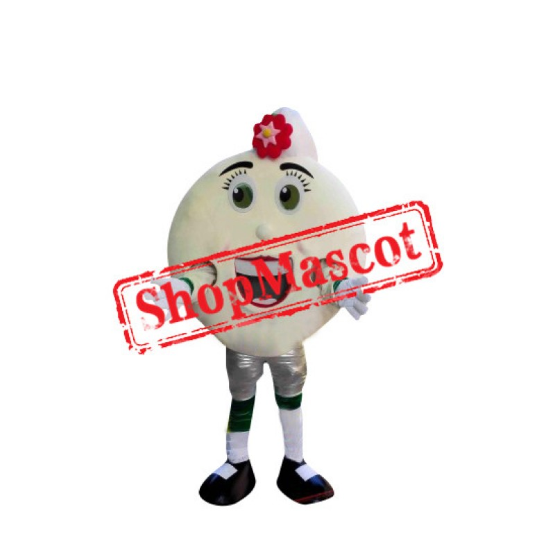 Pancake Donut Mascot Costume for Adult