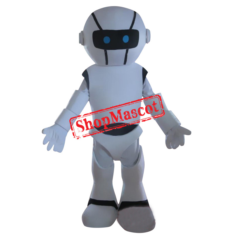 High Quality Robot Mascot Costume Cartoon Mascot Costume