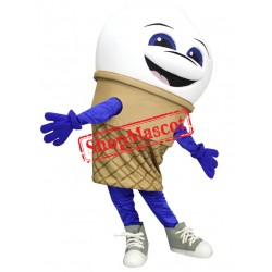 Top Quality Ice Cream Mascot Costume