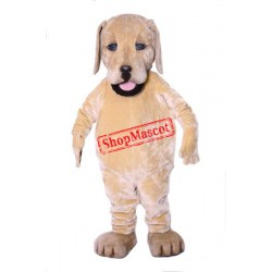 Top Quality Puppy Dog Mascot Costume