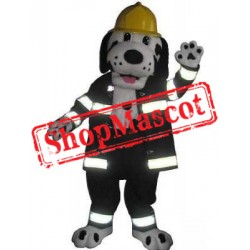 Top Quality Fire Dog Mascot Costume