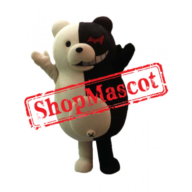 Top Quality Monokuma Mascot Costume