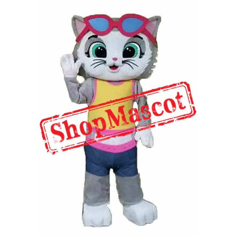 44 Cats Milady Mascot Costume