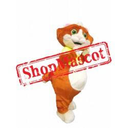 44 Cats Meatball Mascot Costume