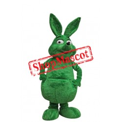 High Quality Green Kangaroo Mascot Costume