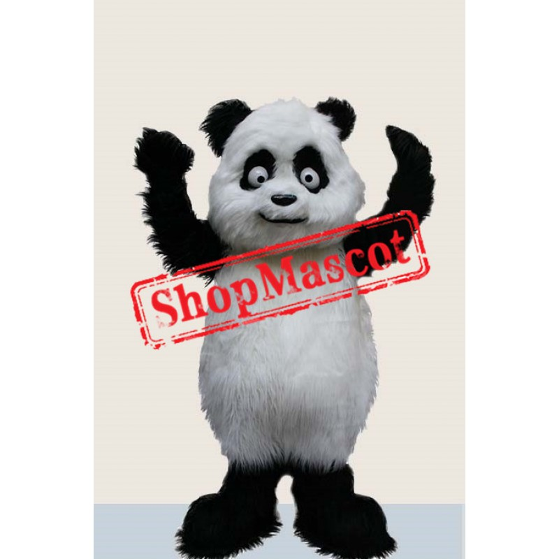 High Quality Panda Mascot Costume