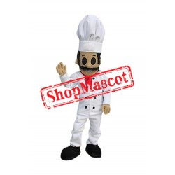 Funny Chef Mascot Costume