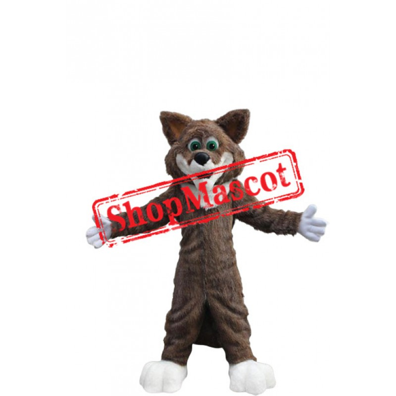 Top Quality Lightweight Fox Mascot Costume