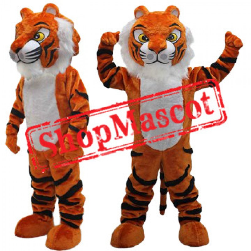 Top Quality Power Tiger Mascot Costume