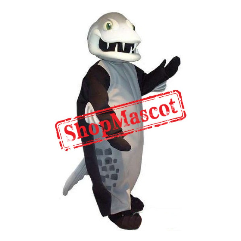 Fierce Fish Mascot Costume