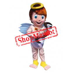 High Quality Cupid Mascot Costume