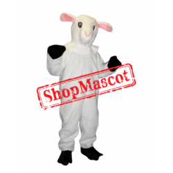 Super Cute Sheep Mascot Costume
