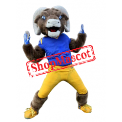 Sport Power Ram Mascot Costume