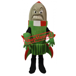 Top Quality Rocket Mascot Costume
