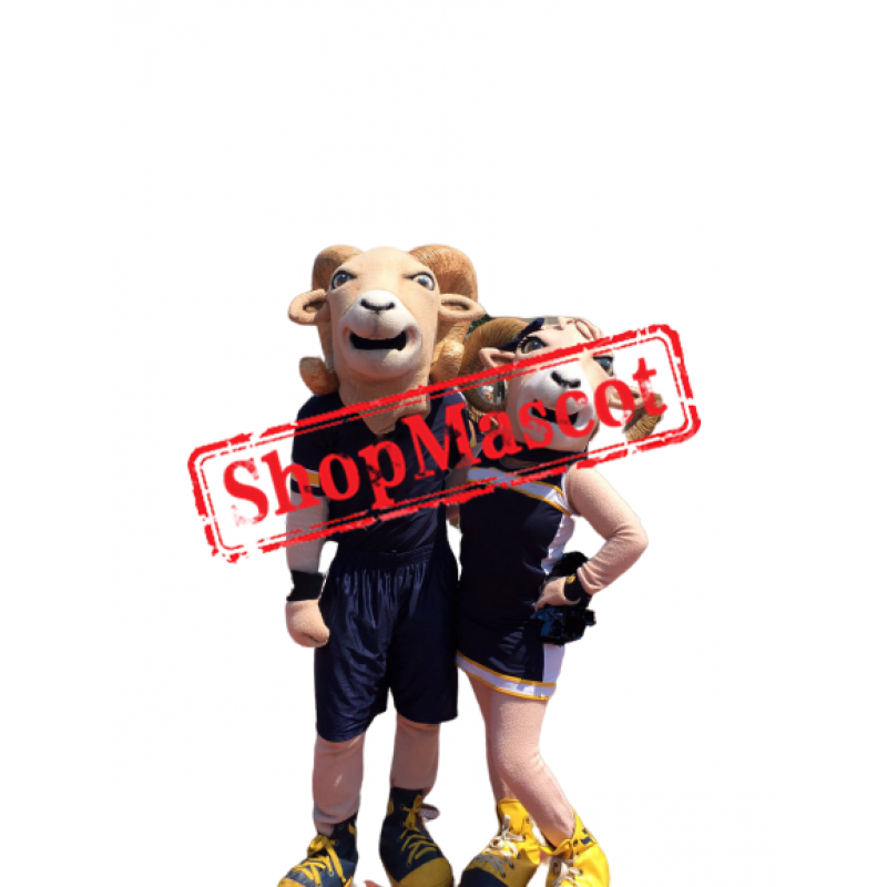 Top Quality Ram Mascot Costume
