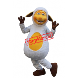 Good Quality Sheep Mascot Costume