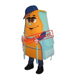 Backpack Mascot Costume
