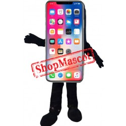 New IPhone Mascot Costume