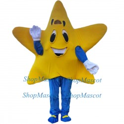 New Five Star Mascot Costume
