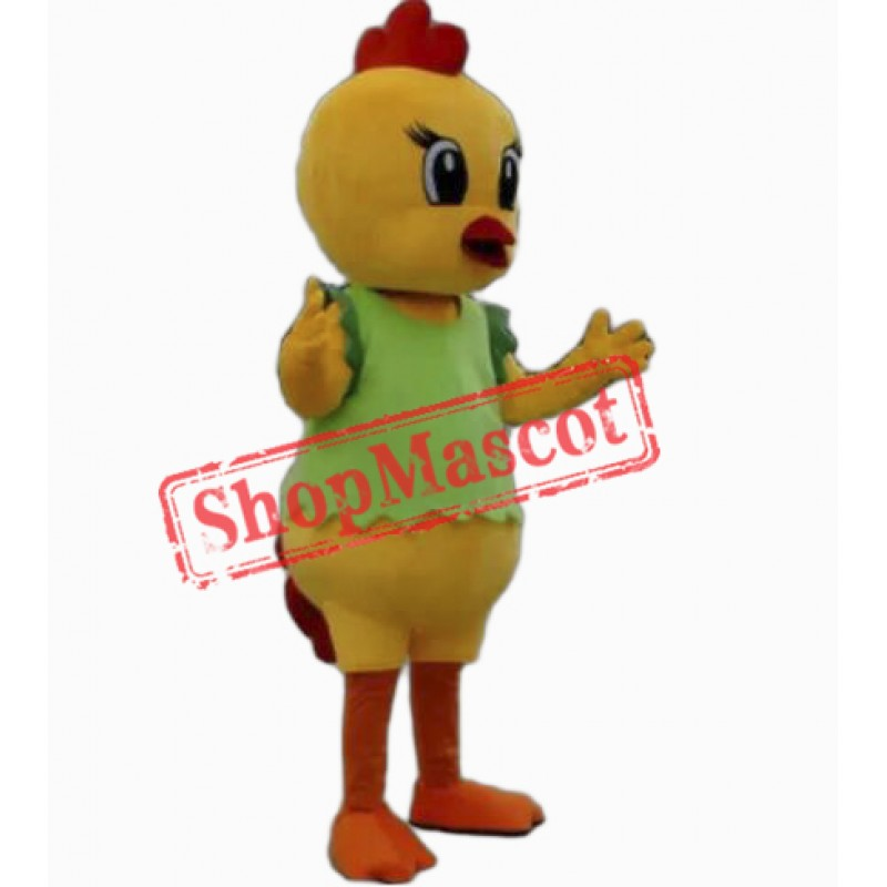 Lovely Nifty Chicken Mascot Costume