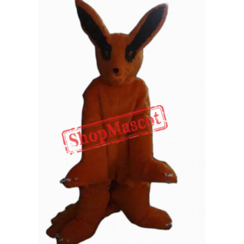 Nine-tailed Fox Mascot Costume