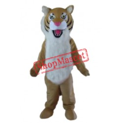 Brand New Tiger Mascot Costume