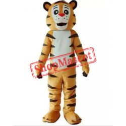 Top Quality Tiger Mascot Costume