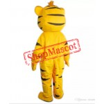 The King Tiger Mascot Costume